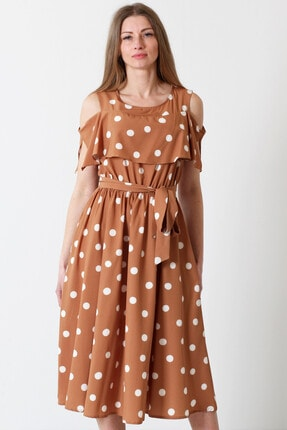 Herry Kadın Vizon Elbise 19pya6732