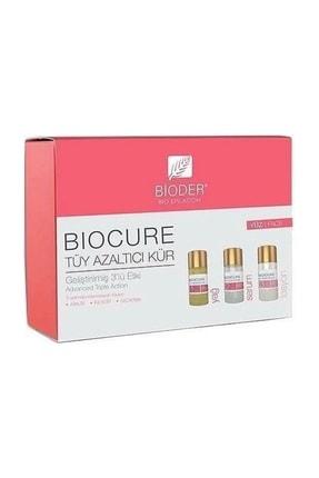 Bioder Tüy Azaltıcı Kür Yüz Serumu 3 X 5 ml Kzmprt
