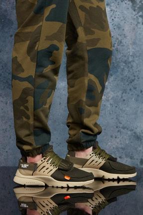 DARK SEER Haki Unisex Sneaker AIR.DS