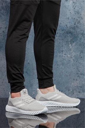 DARK SEER Gri Beyaz Unisex Sneaker