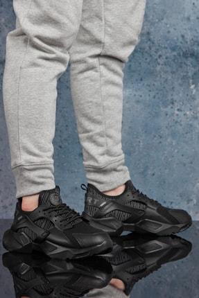 DARK SEER Siyah Füme Unisex Sneaker DS.MJ1902
