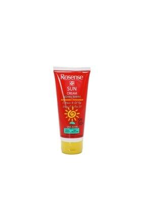 Rosense Koruyucu Güneş Bakım Kremi Spfd 50 100 ml