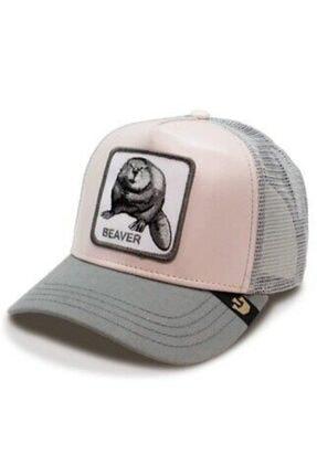 Goorin Bros Şapka Dam It Beaver Pembe
