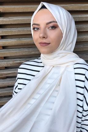 Stella Akrobat Pamuklu Şal Kırık Beyaz