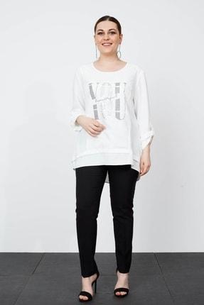 Moda İlgi Kadın 0 Yaka Bluz
