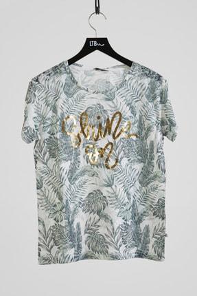 LTB Kadın T-Shirt  0122080163601810000