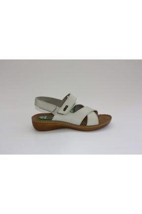 Muya Kadın Bej Sandalet  26238