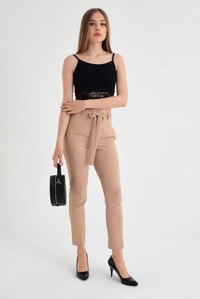 Jument Kadın Bej Pantolon 40006
