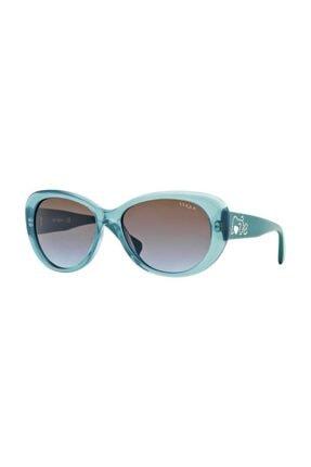 Vogue Kadın Oval Güneş Gözlüğü VO-2868-SB 2196/48