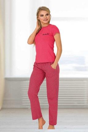 Berrak Kisa Kol Pijama Takimi
