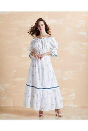 Serpil Kadın Işlemeli Bluz