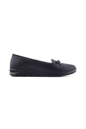 Punto 449020 Kadın Ayakkabı-siyah Sultan