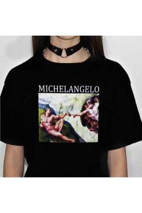 Köstebek Michelangelo - Cappella Sistina Unisex T-shirt