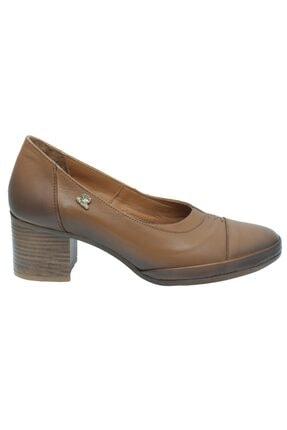 Venüs Taba Deri Casual Kadın Ayakkabı