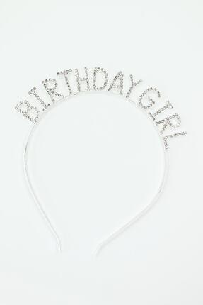 New Obsessions Birthday Girl Taşlı Taç