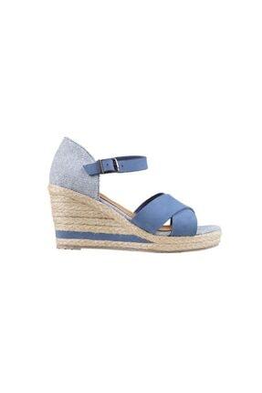 Greyder Kadın Mavı Nbk Sandalet 0Y2ST57441