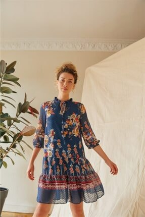 Love My Body Kadın Truvakar Kol Elbise