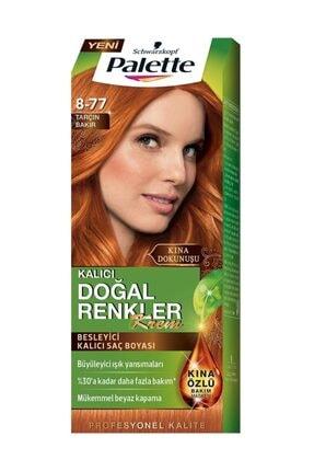 Palette Tarçın Bakır Kalıcı Doğal Renkler Saç Boyası