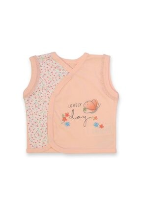 Babycool Lovely Day Nakışlı Kız Yelek Baby Cool 15060