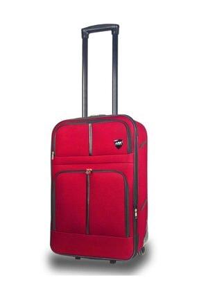 NK Kırmızı Unisex Kabin Boy Valiz K-Nkvlz-023