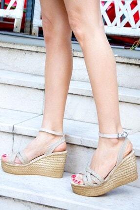 Fox Ten Kadın Dolgu Topuklu Ayakkabı H996059302