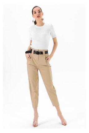 Tiffany A0212 Kemerli Pantolon