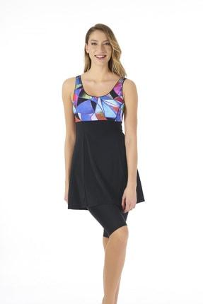 ESTİVA Taytlı Elbise Mayo