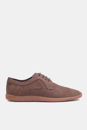 Hotiç Hakiki Deri Vizon Erkek Günlük Ayakkabı