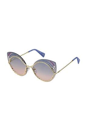 Marc Jacobs Kadın Oval Güneş Gözlüğü MARC 161/S/STR BR0 I4