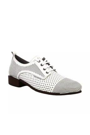 Mia D19ya-680 Kadın Ayakkabı 680BEYAZ
