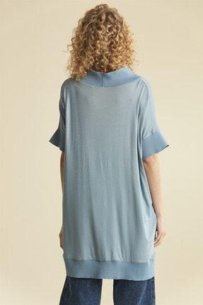 Nihan Penye Tunik-Açık Mavi  X4127