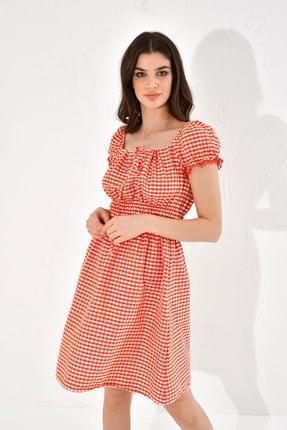 Hanna's Kadın Beli Lastikli Elbise