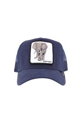 Goorin Bros Şapka Elephant Lacivert