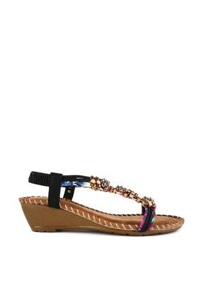 Guja Siyah Kadın Sandalet 20Y151-1
