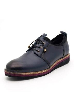 Lacivert Erkek Ayakkabı 4363 Lacivert-LACİVERT