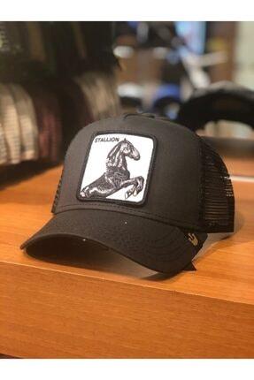 Goorin Bros Stallion Unisex Siyah Şapka