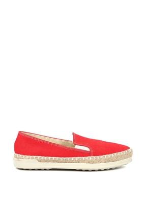 Hammer Jack Kırmızı Kadın Ayakkabı 171 201-02-KZ