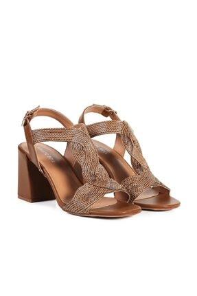 Kriste Bell Kadın Topuklu Ayakkabı K202-2668
