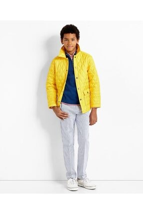 Brooks Brothers Unisex Çocuk Açık Mavi Pantolon