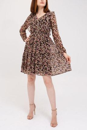 Lafaba Kadın Siyah Elbise 20Y803135