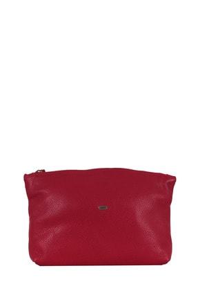 Desisan 00066 Kırmızı Kadın Deri Çanta