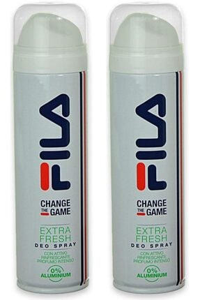 Fila Extra Fresh 2'li Deodorant Set