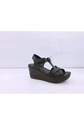 Dolgu Topuk Acık Sandalet 0552 DOLGU TOPUK SANDALET