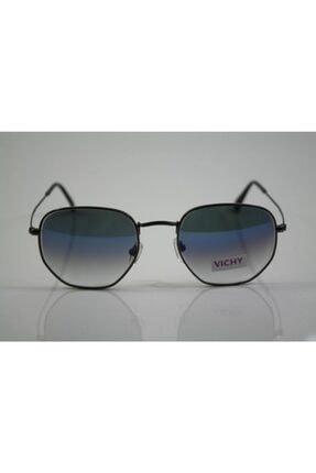 Vichy Unisex Mavi Güneş Gözlüğü Le-19-04 C9 51-21 140