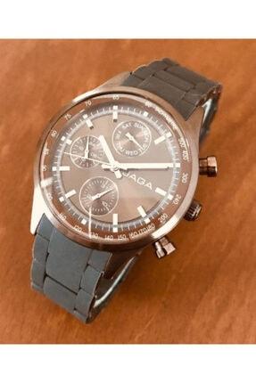JAGA Çelik Kadın Kol Saati Jg.s01771a Çalışır Fonksiyonlu