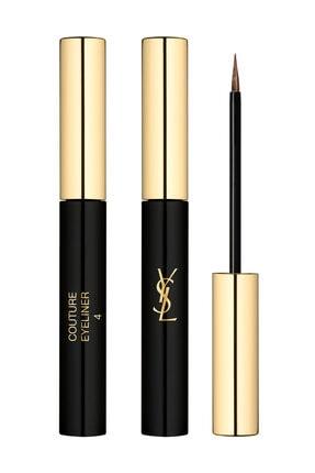 Yves Saint Laurent Couture Eye Liner 12 Saat Süren Etki Sağlayan Likit Eyelıner 04-brun Essentiel Satiné 3614271640901