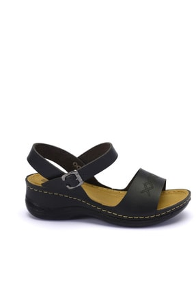 Esem Esm246.z.010 Kadın Sandalet Siyah