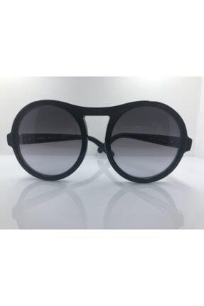 Chloé Kadın  Siyah Kemik  Füme Degrade Lens Uv400 Güneş Gözlüğü Ce716s 00159