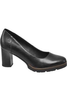 Graceland Deichmann Kadın Siyah Topuklu Ayakkabı 11703028