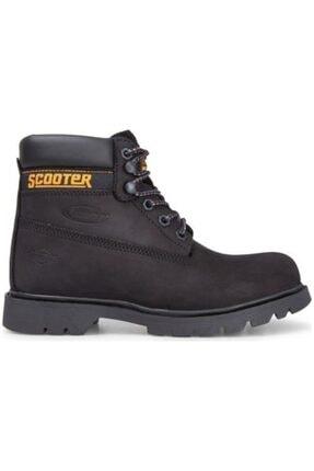 Scooter Unisex Siyah Kışlık Bot 5130